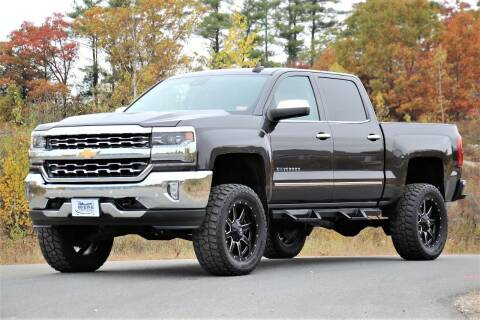 2016 Chevrolet Silverado 1500 for sale at Miers Motorsports in Hampstead NH