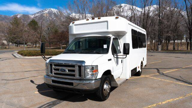 2012 Ford E-Series Chassis for sale at AUTOMAXX MAIN in Orem UT