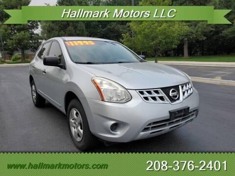 2013 Nissan Rogue for sale at HALLMARK MOTORS LLC in Boise ID