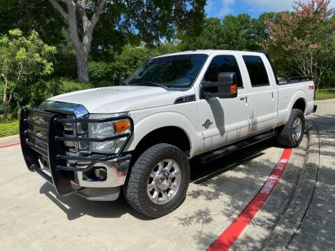 2012 Ford F-350 Super Duty for sale at Motorcars Group Management - Bud Johnson Motor Co in San Antonio TX