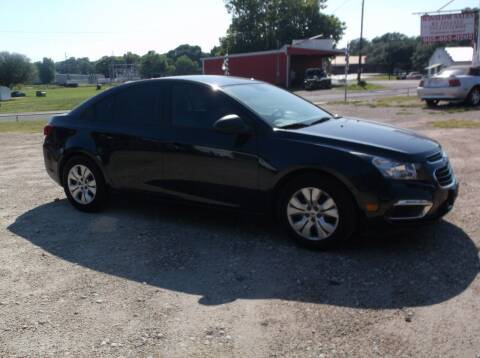 2015 Chevrolet Cruze for sale at Smith Auto Finance LLC in Grand Saline TX