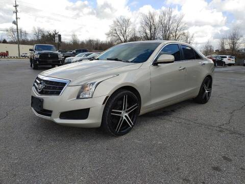 2013 Cadillac ATS for sale at Cruisin' Auto Sales in Madison IN