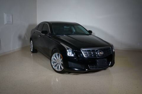 2014 Cadillac ATS for sale at TopGear Motorcars in Grand Prarie TX