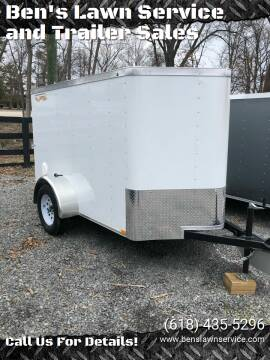2020 Doolittle BL5X8S for sale at Ben's Lawn Service and Trailer Sales in Benton IL