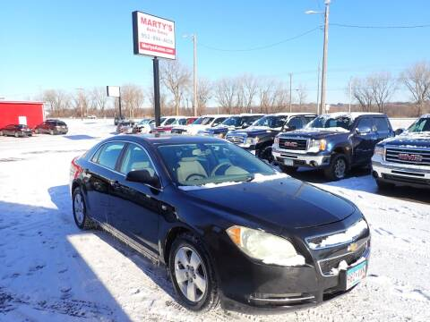 2008 Chevrolet Malibu Hybrid for sale at Marty's Auto Sales in Savage MN
