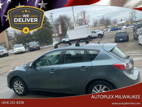 2012 Mazda MAZDA3 for sale at Autoplex Milwaukee in Milwaukee WI