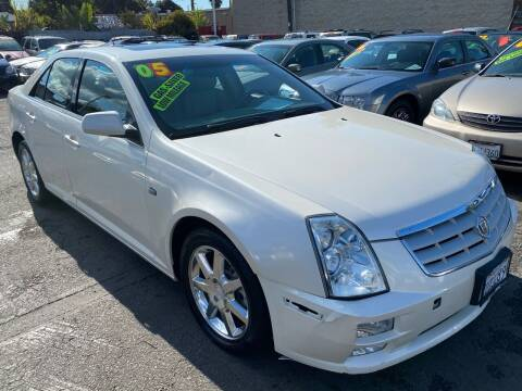 2005 Cadillac STS for sale at North County Auto in Oceanside CA