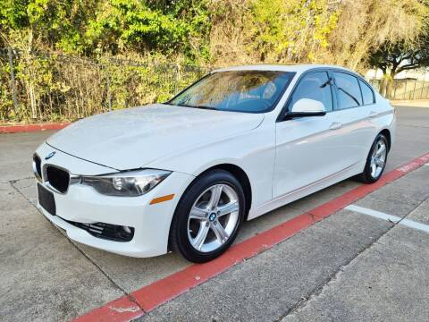 2015 BMW 3 Series for sale at DFW Autohaus in Dallas TX