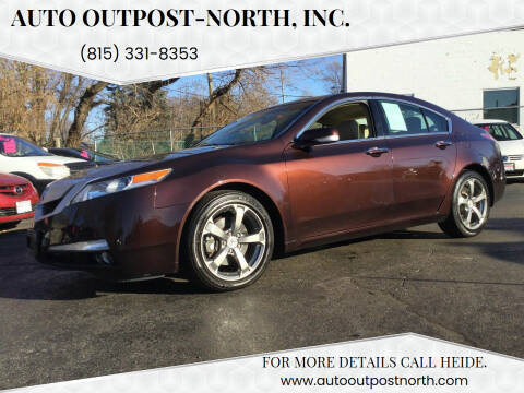 2011 Acura TL for sale at Auto Outpost-North, Inc. in McHenry IL