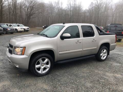 2007 Chevrolet Avalanche for sale at J.W. Auto Sales INC in Flemington NJ