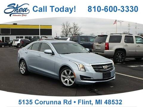 2017 Cadillac ATS for sale at Jamie Sells Cars 810 - Linden Location in Flint MI