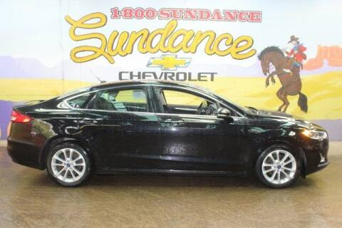 2019 Ford Fusion Energi for sale at Sundance Chevrolet in Grand Ledge MI