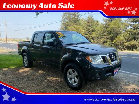 2012 Nissan Frontier for sale at Economy Auto Sale in Modesto CA