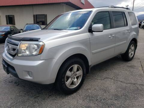 2009 Honda Pilot for sale at Salem Auto Sales in Salem VA