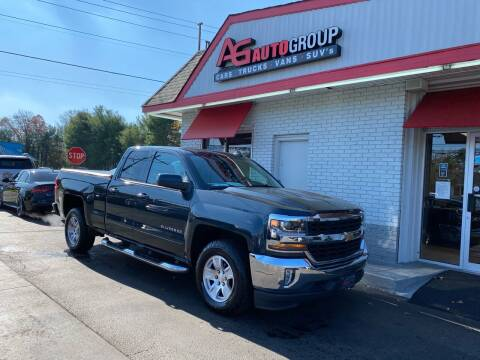 2018 Chevrolet Silverado 1500 for sale at AG AUTOGROUP in Vineland NJ