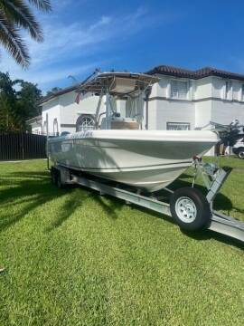 2009 SEA CHASER  25