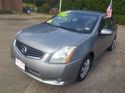 2010 Nissan Sentra for sale at Hilton Motors Inc. in Newport News VA