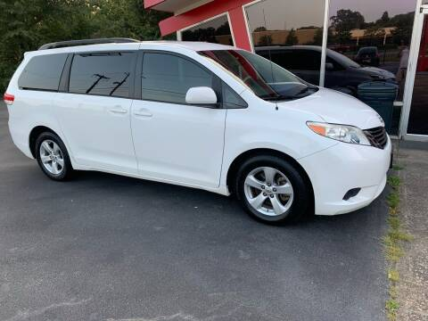 2011 Toyota Sienna for sale at Car Connection in Little Rock AR
