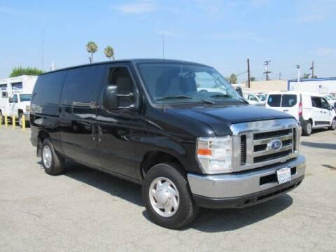 2014 Ford E-Series Cargo for sale at Atlantis Auto Sales in La Puente CA