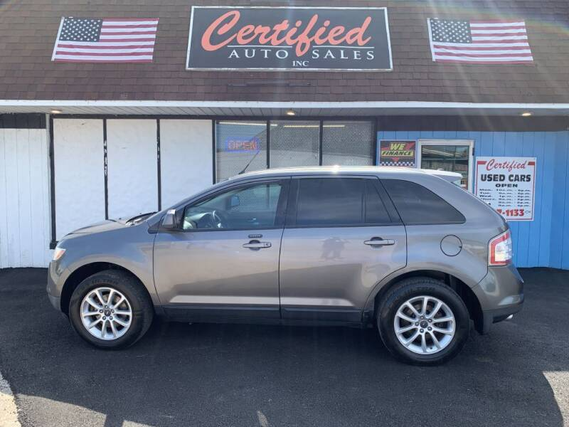 2010 Ford Edge for sale at Certified Auto Sales, Inc in Lorain OH