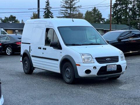 2013 Ford Transit Connect for sale at LKL Motors in Puyallup WA