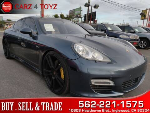 2010 Porsche Panamera for sale at Carz 4 Toyz in Inglewood CA