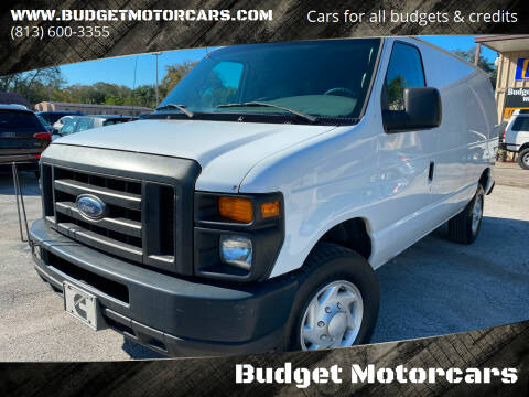 2008 Ford E-Series Cargo for sale at Budget Motorcars in Tampa FL