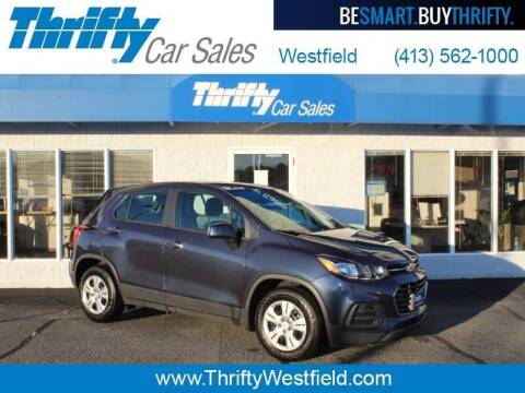2018 Chevrolet Trax for sale at Thrifty Car Sales Westfield in Westfield MA