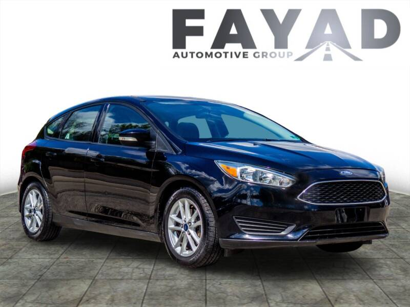 2016 Ford Focus for sale at FAYAD AUTOMOTIVE GROUP in Pittsburgh PA