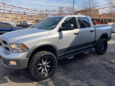 2011 RAM Ram Pickup 1500 for sale at RON'S AUTO SALES INC in Cicero IL