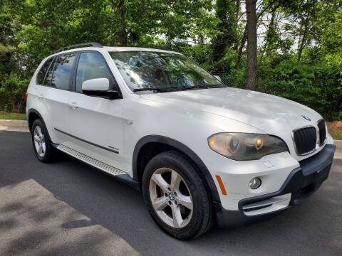 2010 BMW X5 for sale at M & M Auto Brokers in Chantilly VA