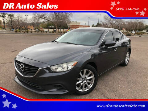2016 Mazda MAZDA6 for sale at DR Auto Sales in Scottsdale AZ