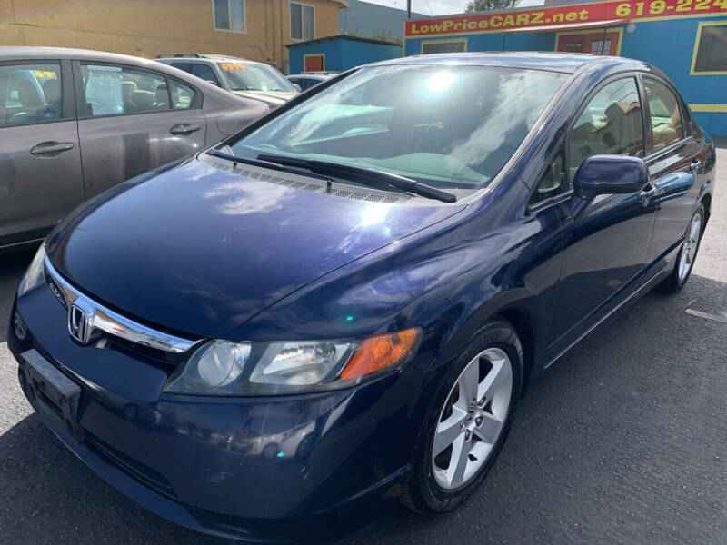 2006 Honda Civic for sale at CARZ in San Diego CA