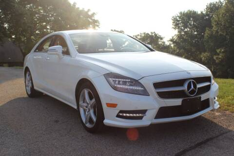 2014 Mercedes-Benz CLS for sale at Harrison Auto Sales in Irwin PA