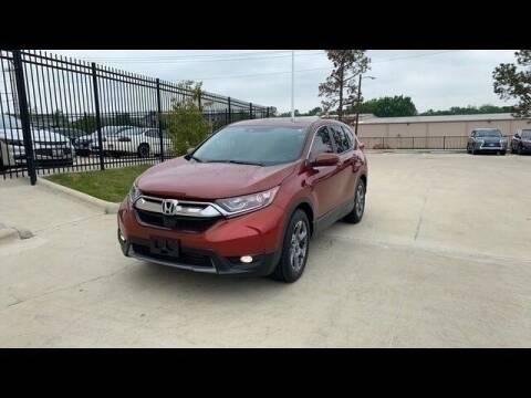 2018 Honda CR-V for sale at FREDY KIA USED CARS in Houston TX