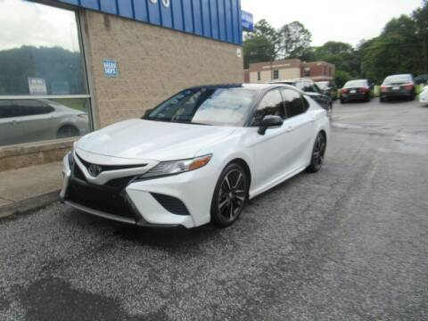 2018 Toyota Camry for sale at 1st Choice Autos in Smyrna GA