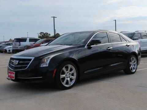 2015 Cadillac ATS for sale at Ron Carter  Clear Lake Used Cars in Houston TX