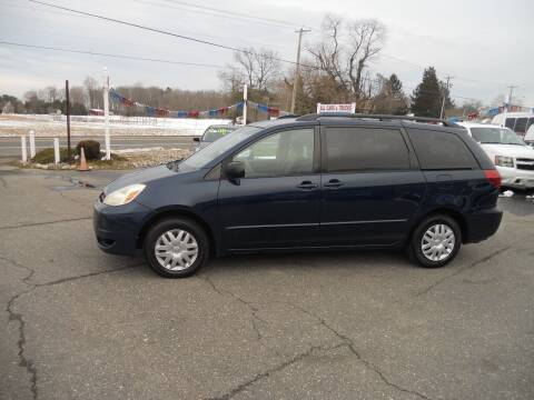 2005 Toyota Sienna for sale at All Cars and Trucks in Buena NJ