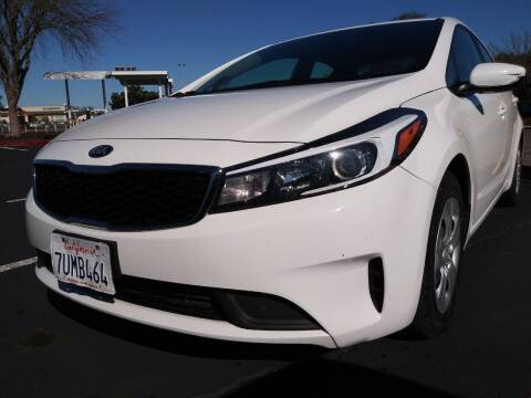 2017 Kia Forte for sale at AutoDistributors Inc in Fulton CA