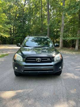 2006 Toyota RAV4 for sale at Amana Auto Care Center in Raleigh NC
