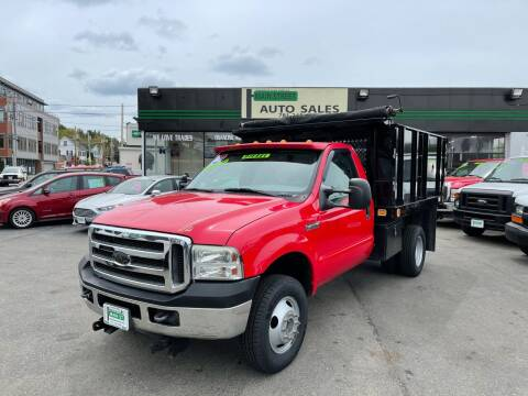 2005 Ford F-350 Super Duty for sale at Wakefield Auto Sales of Main Street Inc. in Wakefield MA