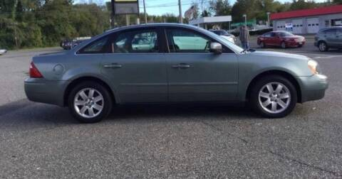 2006 Ford Five Hundred for sale at Techno Motors in Danbury CT