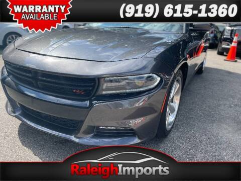 2016 Dodge Charger for sale at Raleigh Imports in Raleigh NC