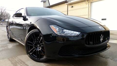 2017 Maserati Ghibli for sale at Prudential Auto Leasing in Hudson OH