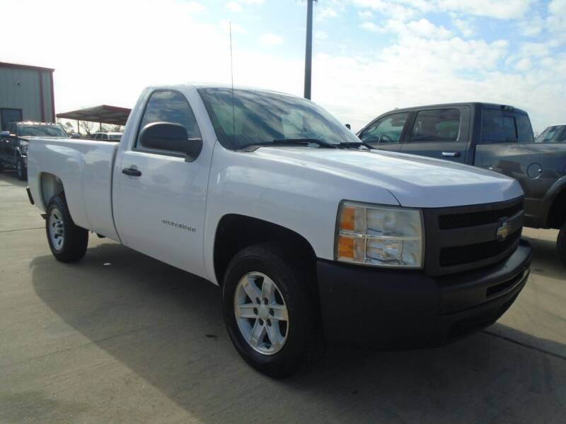 2010 Chevrolet Silverado 1500 for sale at Premier Foreign Domestic Cars in Houston TX
