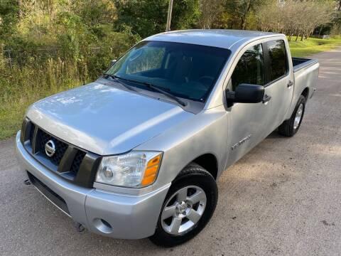 2008 Nissan Titan for sale at Next Autogas Auto Sales in Jacksonville FL
