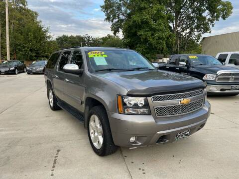 2008 Chevrolet Suburban for sale at Zacatecas Motors Corp in Des Moines IA