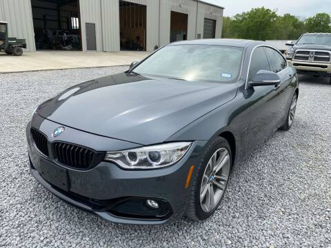 2016 BMW 4 Series for sale at Alpha Automotive in Odenville AL