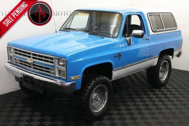 1988 Chevrolet Blazer for sale in Statesville, NC