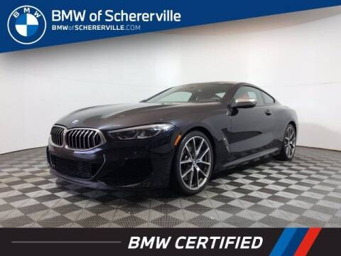 2019 BMW 8 Series for sale at BMW of Schererville in Shererville IN
